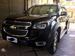 Chevrolet Colorado 4x4 Automatic 2015