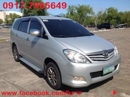 Toyota Innova J 2012 For sale