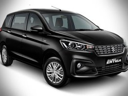 The Suzuki Ertiga 2019 Black Edition: Dark, sleek, and clean inside the cabin