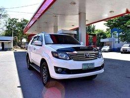 2012 Toyota Fortuner G MT for sale