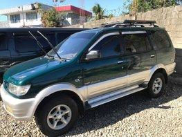 2003 Isuzu Crosswind XUV Manual Diesel for sale