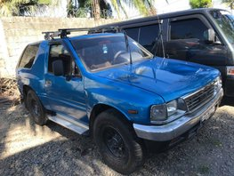 1996 Isuzu Mux Automatic Diesel 4X4 for sale