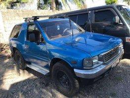 1996 Isuzu MuX for sale