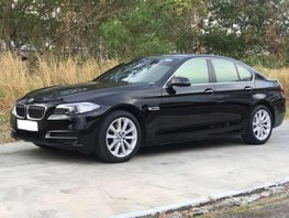 2016 Bmw 520D for sale