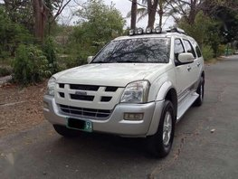2005 Isuzu Alterra Manual MT Diesel for sale