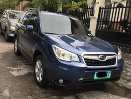 2013 Subaru Forester XS Automatic for sale