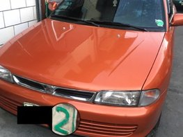 Mitsubishi Lancer Hotdog 1995 for sale