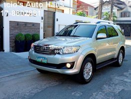 2013 Toyota Fortuner G AT Gas for sale