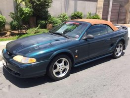 1997 Ford Mustang Convertible for sale