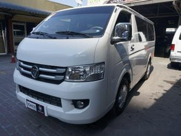 2018 Foton View for sale