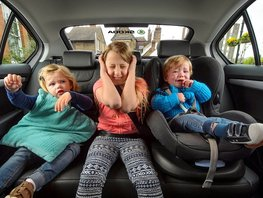 8 surviving tips when going on a road trip with your kids