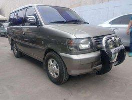 1998 Mitsubishi Adventure GLS 2.5 MT for sale
