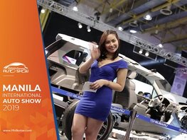 The Manila International Auto Show 2019 Will Put the Fun into Function