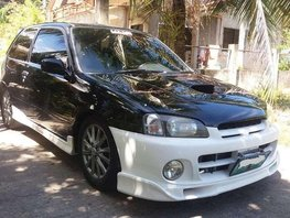 Toyota Starlet Glanza V Manual for sale