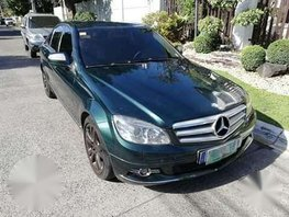 For Sale Mercedes Benz C200 2009