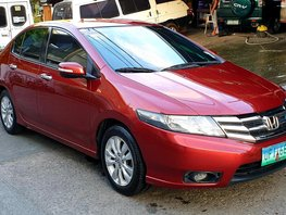 Honda City 2012 Top of the line for sale