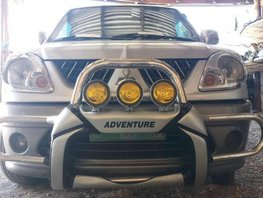 Like New Mitsubishi Adventure for sale