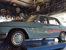 1969 Mercedes Benz 220 for sale