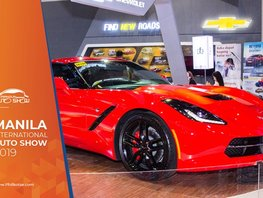 MIAS 2019: Chevrolet Philippines flexes their muscle cars