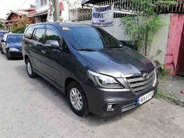 2015 Toyota Innova Diesel Automatic for sale