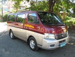 2013 Nissan Urvan Estate 3.0L diesel MT 57Tkms mileage with 14inch TV