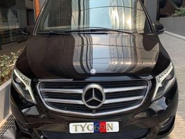 2015 Mercedes Benz V250D Special Edition Tycoon Powercars V220 Alphard