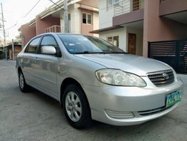 Toyota Corolla Altis 1.6e 2005 for sale