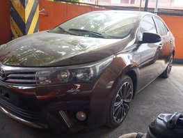 2015 Toyota Corolla for sale