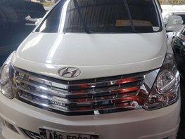 2016 Hyundai Starex for sale