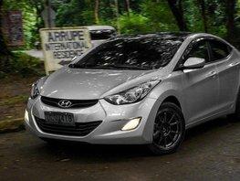 2013 Hyundai Elantra 1.6 MT for sale