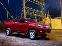 Toyota Hilux 4x4 G MT 2019 new for sale