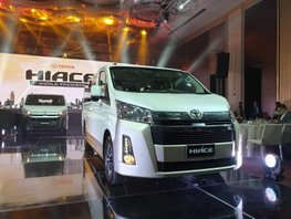 Toyota Hiace Price Philippines 2019: Estimated Downpayment & Monthly Installment