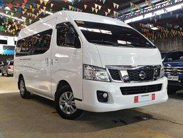 2017 NISSAN NV350 Urvan Premium 2.5 DSL MT