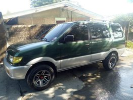 2001 Isuzu Crosswind XTO for sale