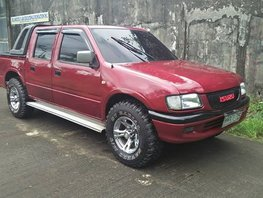 2000 Isuzu Fuego LS for sale