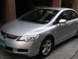 Selling Used Honda Civic 2006 Automatic at 92000 km