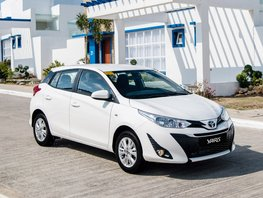 Toyota Yaris price in the Philippines - 2019