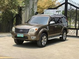 Ford Everest Limited 2010 For sale