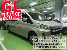 Selling Brand New 2019 Toyota Hiace Automatic Diesel