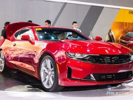 Chevrolet Camaro Price in the Philippines - 2019