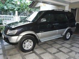 Selling Isuzu Crosswind 2009 Manual Diesel in Bacolod