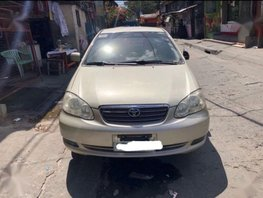 Selling 2nd Hand (Used) Toyota Corolla Altis 2006 in Caloocan