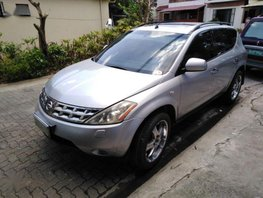 Selling Nissan Murano 2006 Automatic Gasoline in Taytay
