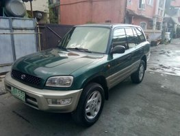 Selling 2nd Hand (Used) Toyota Rav4 1998 in Las Piñas