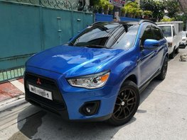 2nd Hand (Used) Mitsubishi Asx 2015 for sale in Quezon City