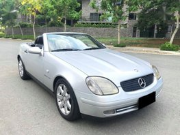 Selling 2nd Hand (Used) Mercedes-Benz 230 1998 in Muntinlupa