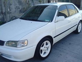 Selling 2nd Hand (Used) Toyota Corolla Altis 1997 in Bacoor