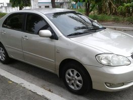 2nd Hand (Used) Toyota Corolla Altis 2006 Manual Gasoline for sale in Imus