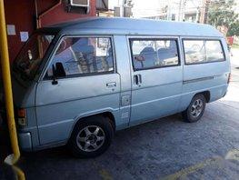 Selling 2nd Hand (Used) Mitsubishi L300 1990 Van Manual Diesel in Caloocan