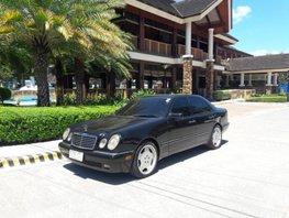 2004 Mercedes Benz E420 V8 Gasoline Automatic Sunroof for sale